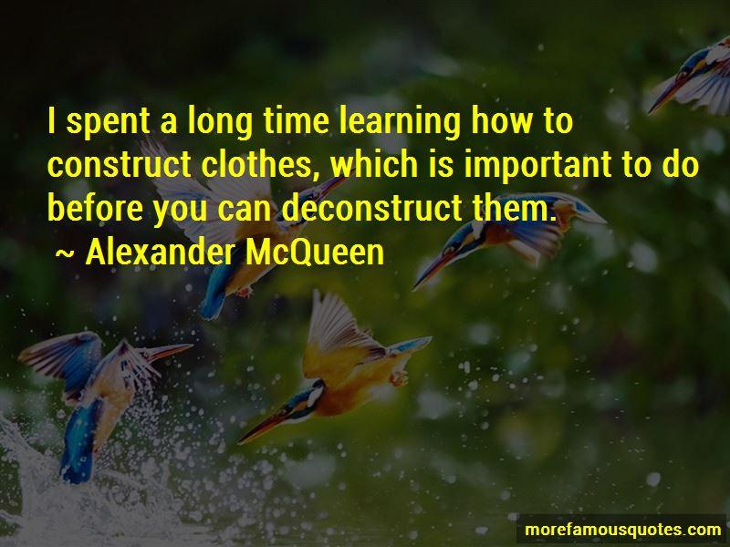Alexander McQueen Quotes Pictures 3