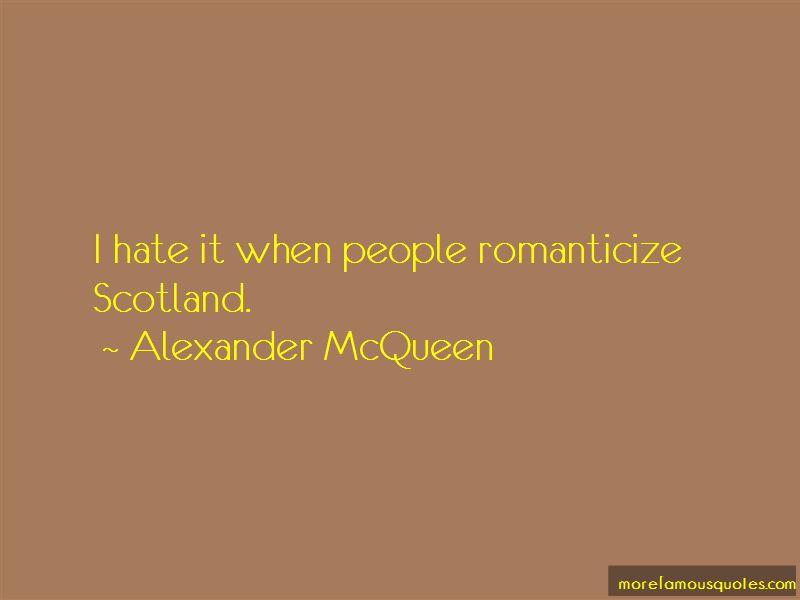 Alexander McQueen Quotes Pictures 4