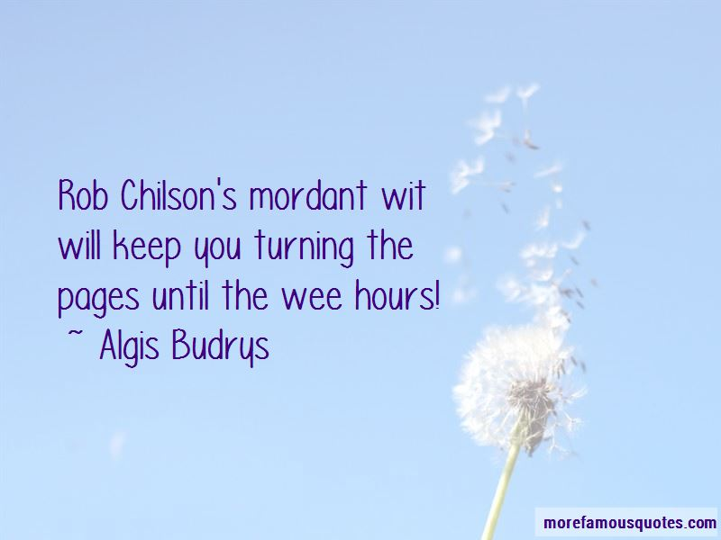 Algis Budrys Quotes Pictures 4