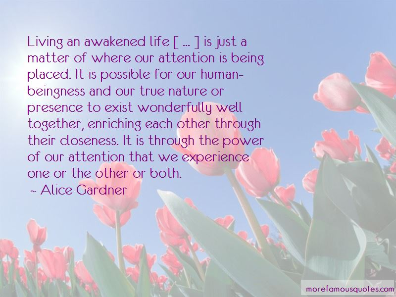 Alice Gardner Quotes Pictures 3