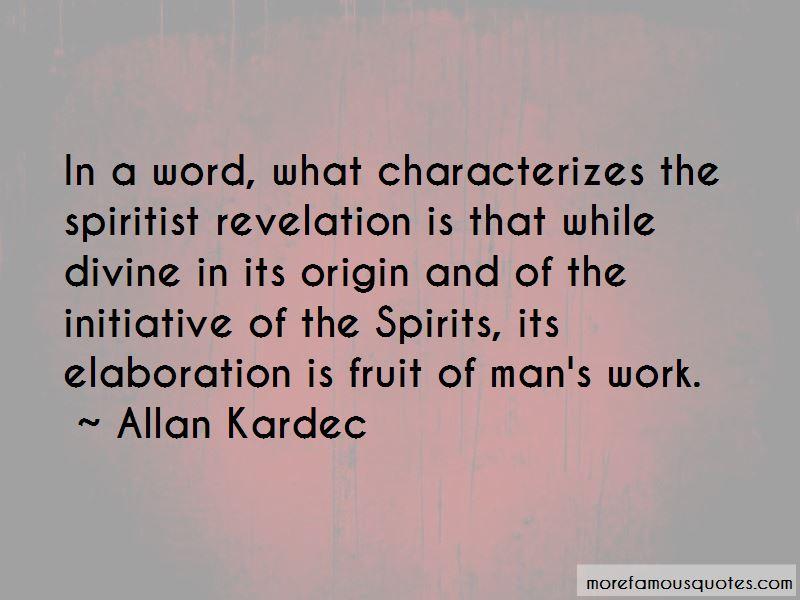 Allan Kardec Quotes Pictures 3
