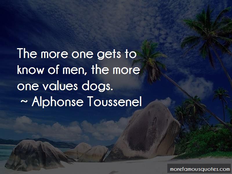 Alphonse Toussenel Quotes