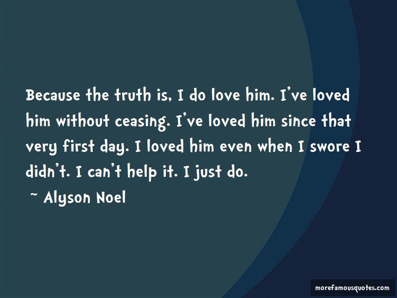 Alyson Noel Quotes