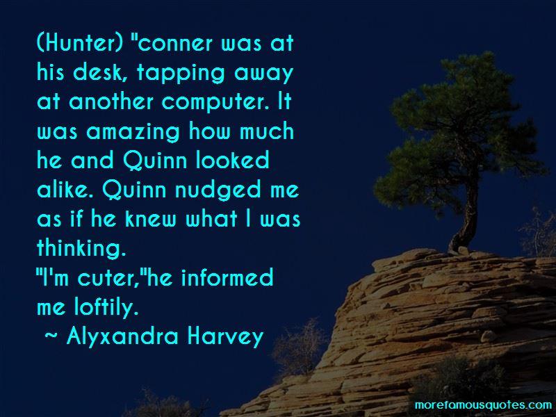 Alyxandra Harvey Quotes Pictures 2