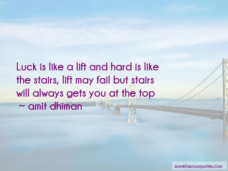 Amit Dhiman Quotes
