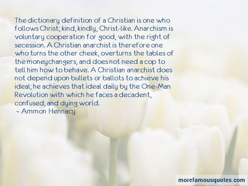 Ammon Hennacy Quotes Pictures 4