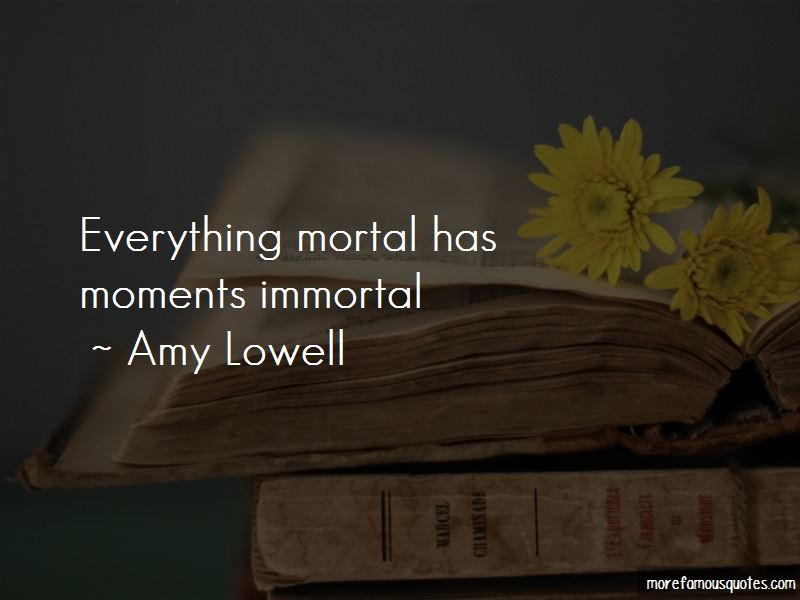 Amy Lowell Quotes Pictures 3