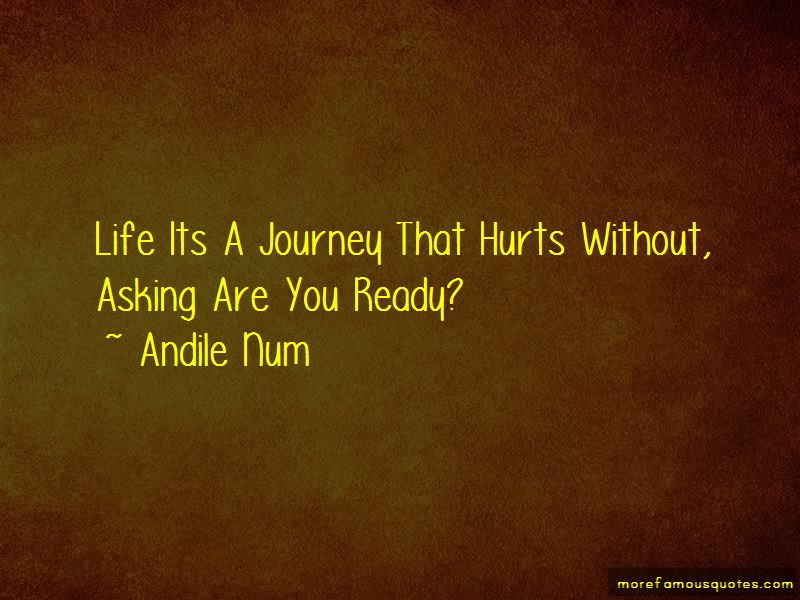 Andile Num Quotes