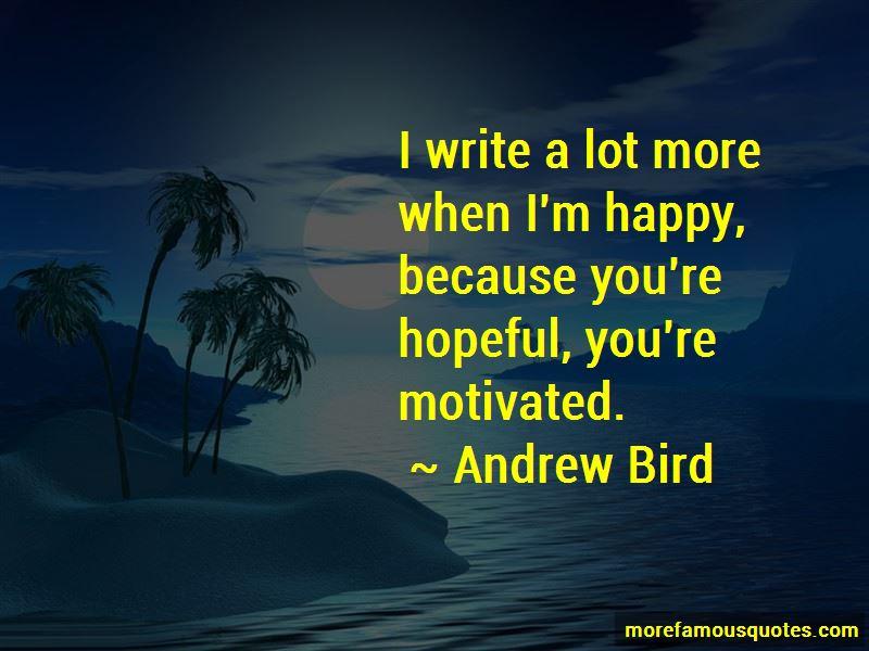 Andrew Bird Quotes Pictures 3