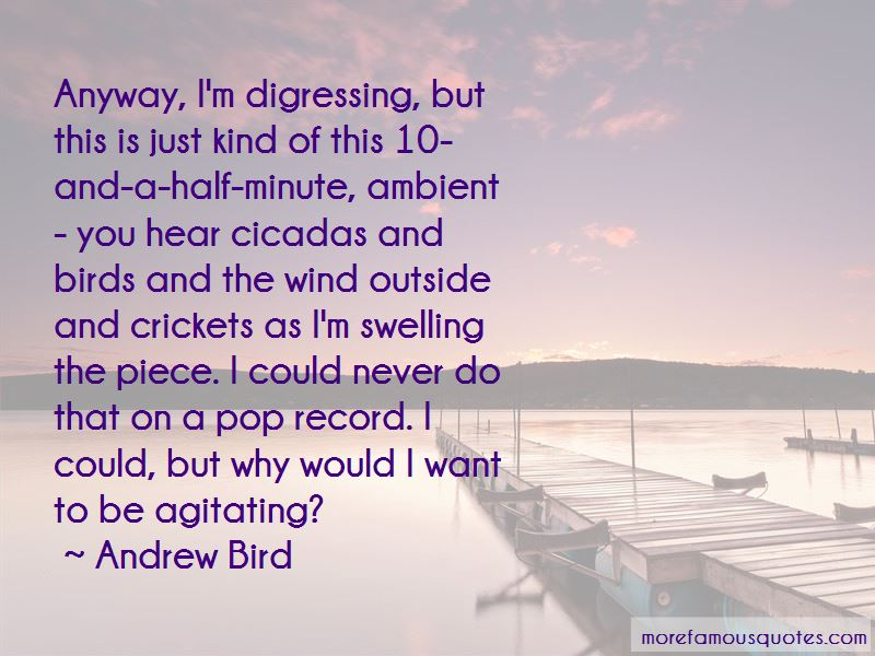 Andrew Bird Quotes Pictures 4