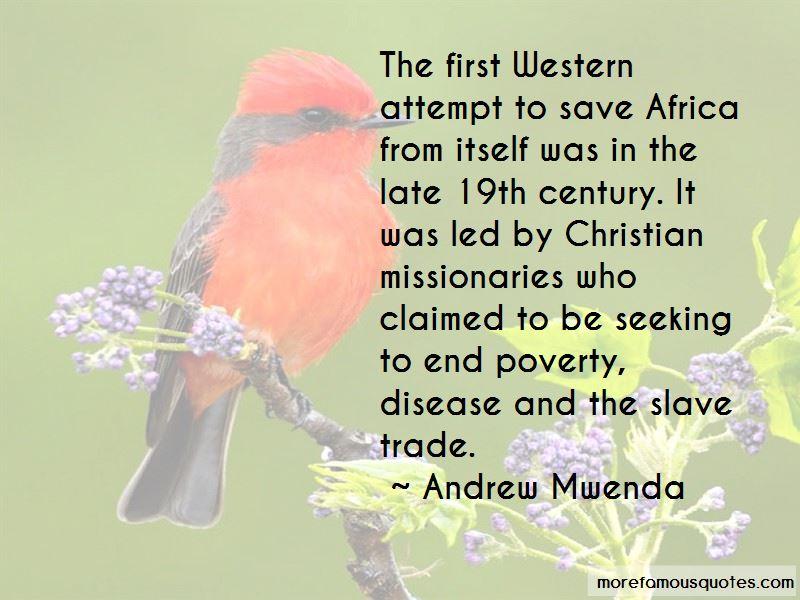 Andrew Mwenda Quotes