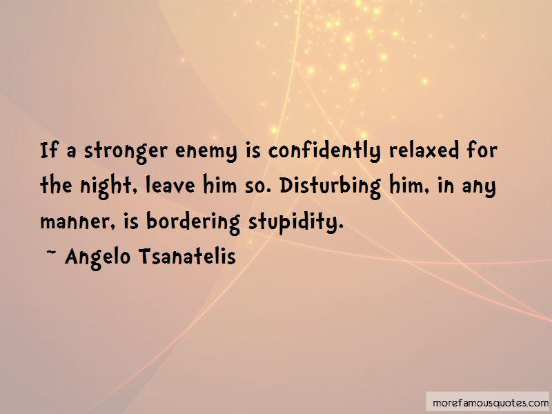 Angelo Tsanatelis Quotes Pictures 4