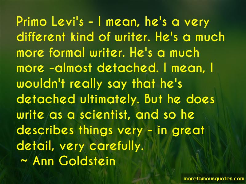 Ann Goldstein Quotes Pictures 2