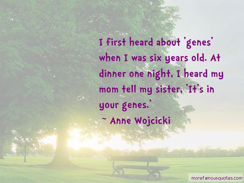 Anne Wojcicki Quotes Pictures 3