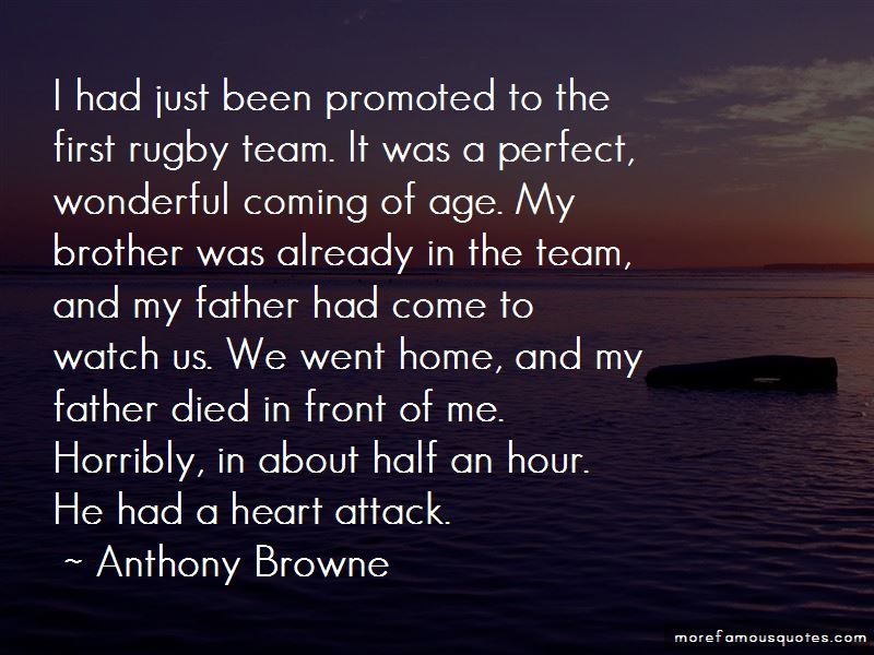 Anthony Browne Quotes Pictures 3