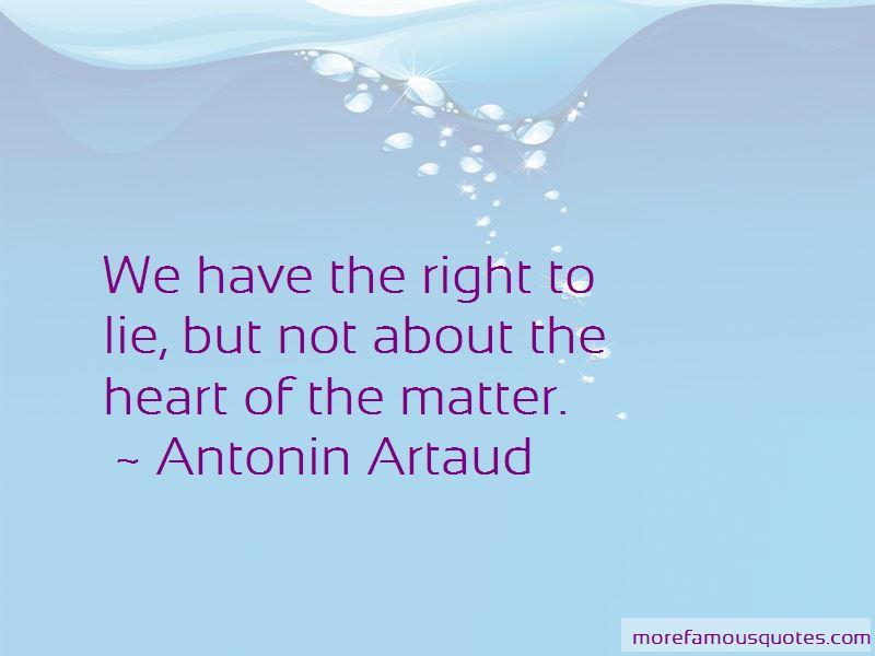 Antonin Artaud Quotes Pictures 3
