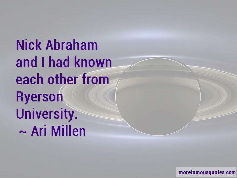 Ari Millen Quotes Pictures 4
