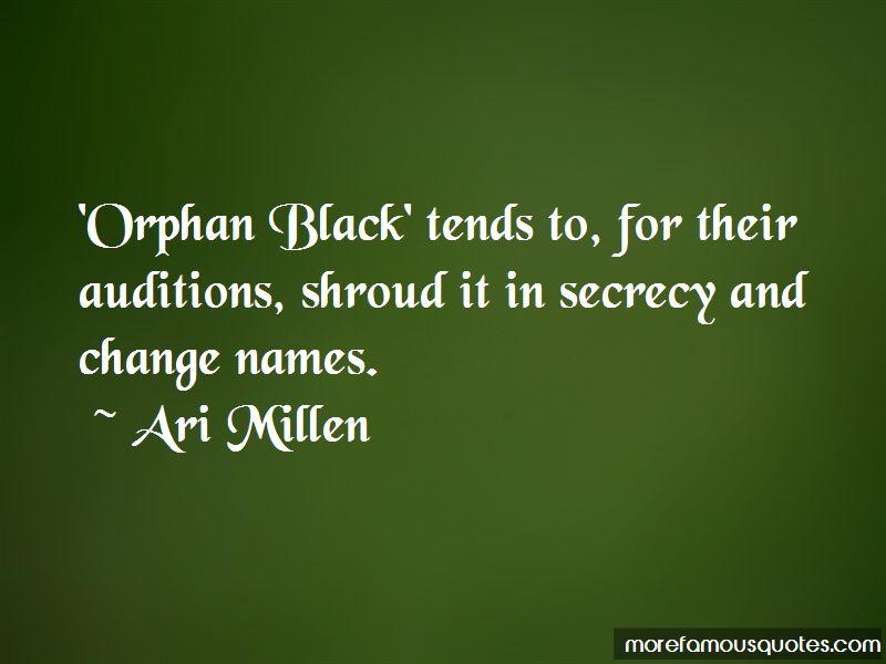 Ari Millen Quotes