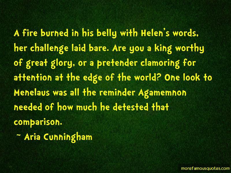 Aria Cunningham Quotes Pictures 4