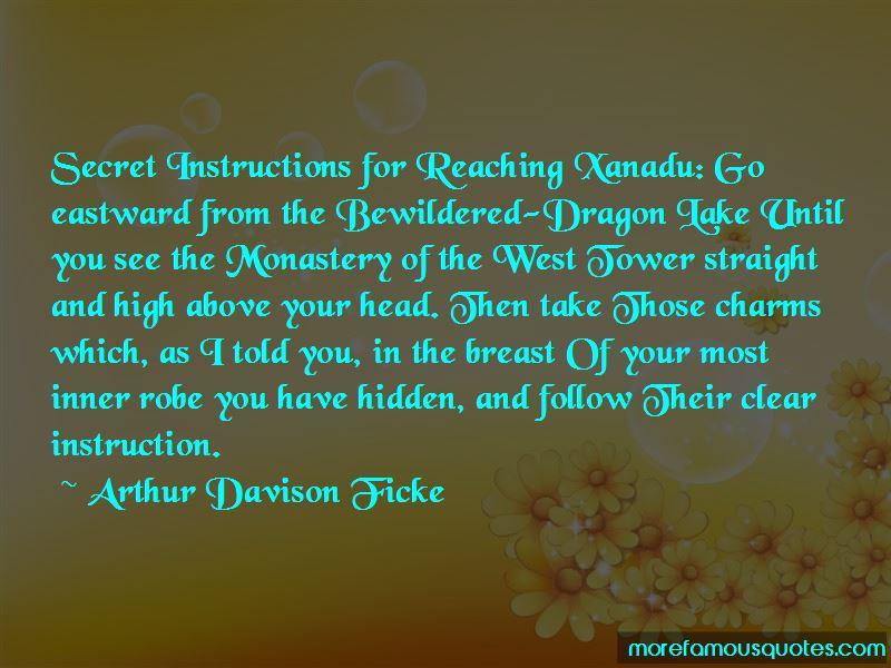 Arthur Davison Ficke Quotes