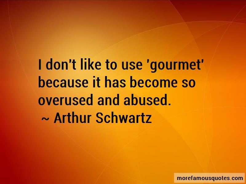 Arthur Schwartz Quotes Pictures 2