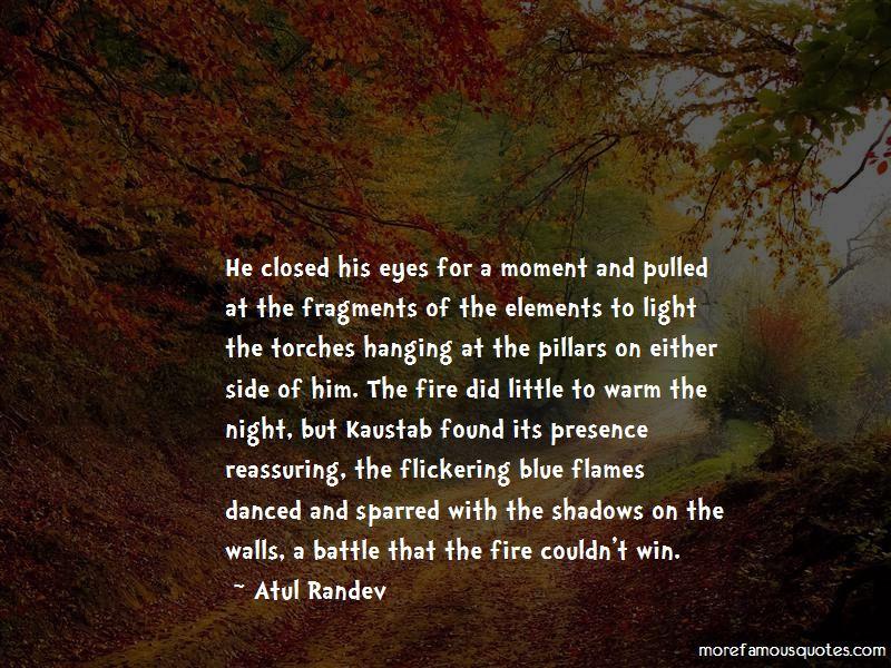 Atul Randev Quotes