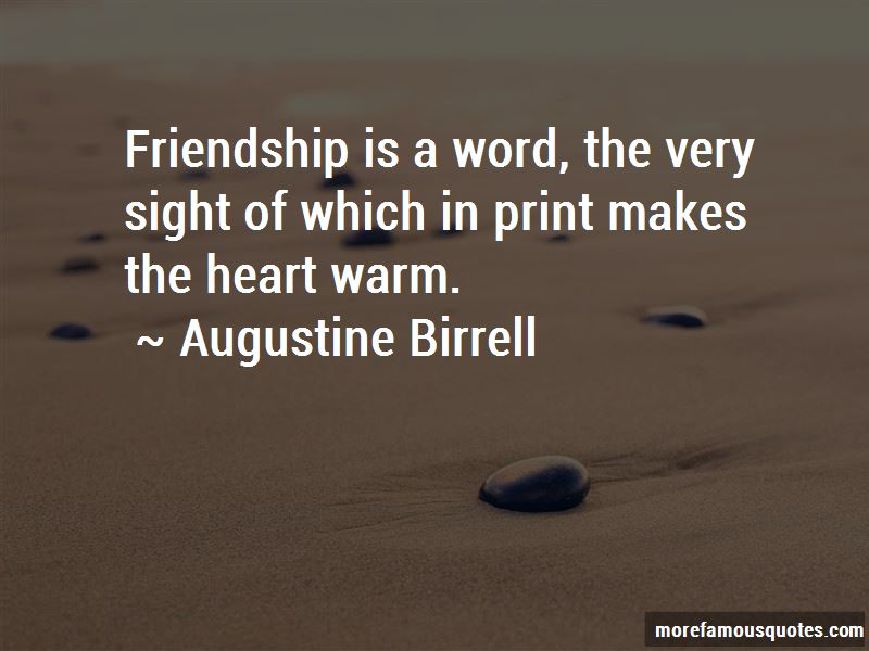 Augustine Birrell Quotes Pictures 3