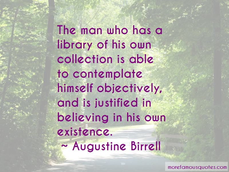 Augustine Birrell Quotes Pictures 4