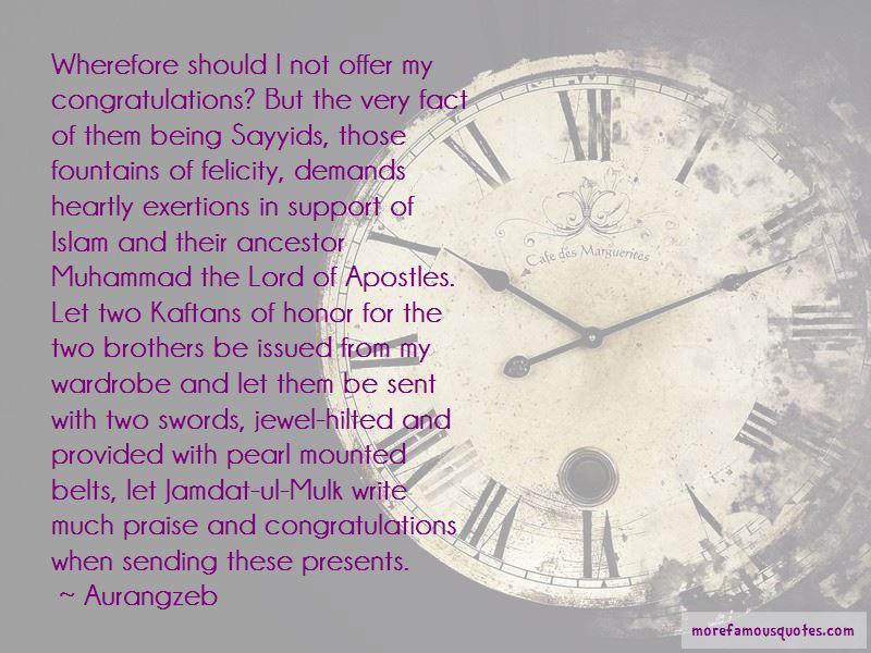Aurangzeb Quotes Pictures 4