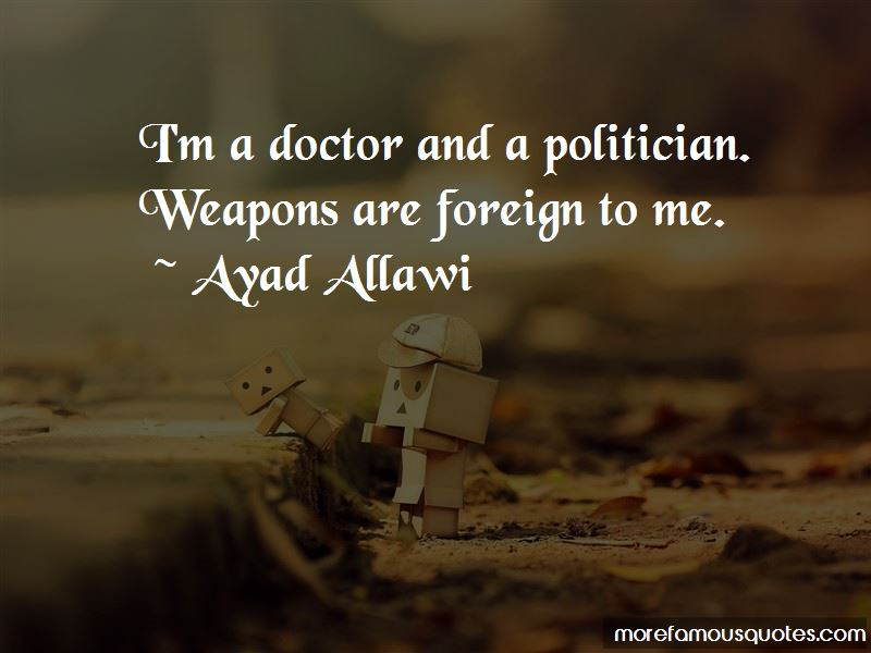 Ayad Allawi Quotes Pictures 2