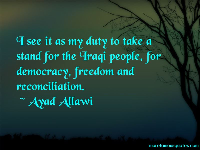 Ayad Allawi Quotes Pictures 4