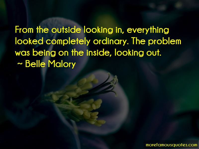 Belle Malory Quotes Pictures 3