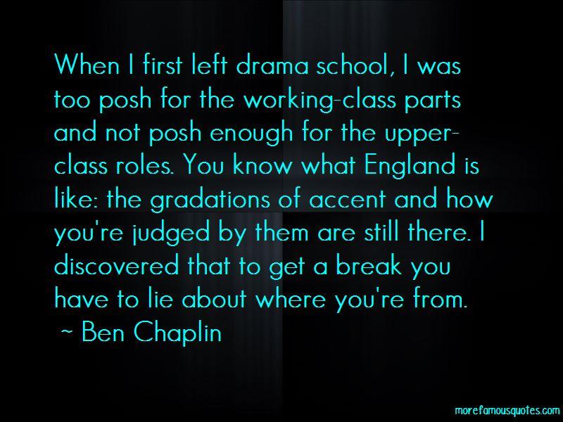 Ben Chaplin Quotes Pictures 4