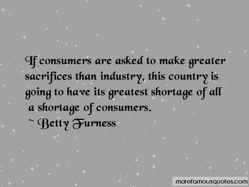 Betty Furness Quotes Pictures 3