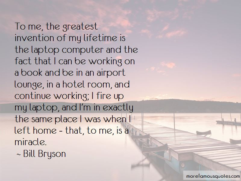 Bill Bryson Quotes Pictures 4