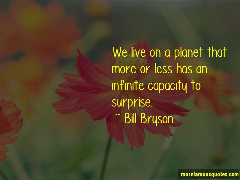 Bill Bryson Quotes