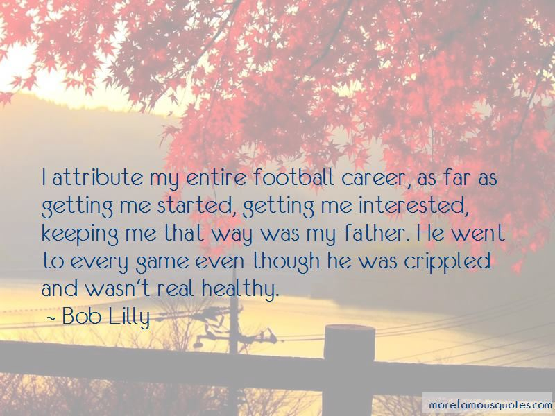 Bob Lilly Quotes Pictures 2