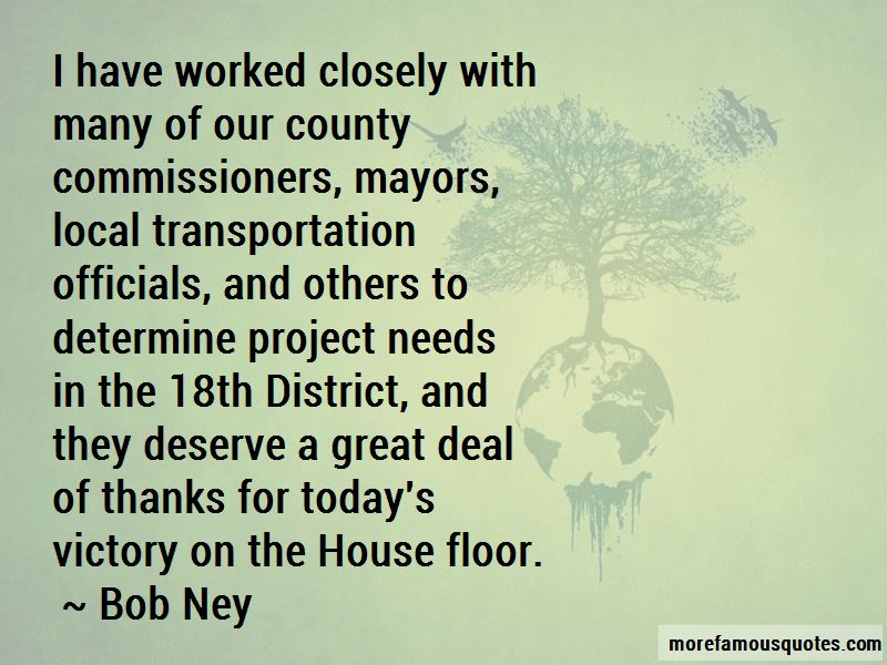 Bob Ney Quotes Pictures 2