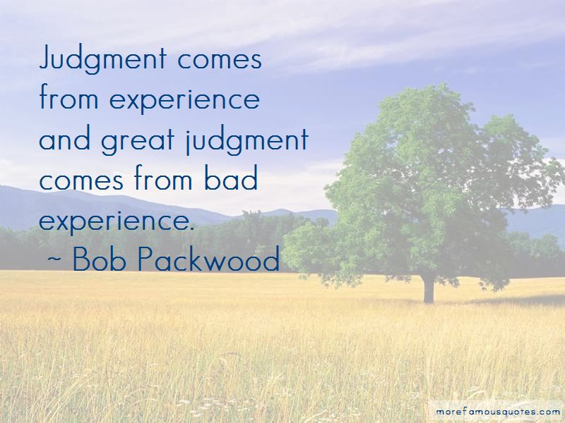 Bob Packwood Quotes Pictures 3