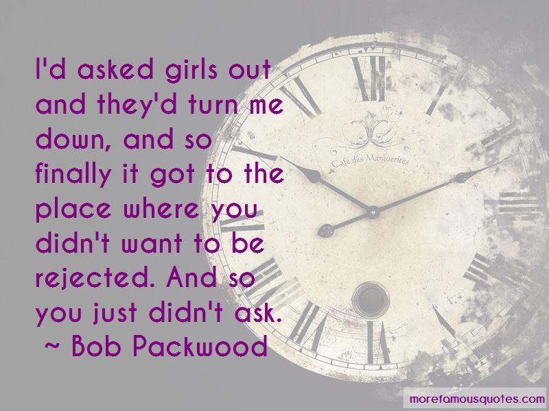 Bob Packwood Quotes
