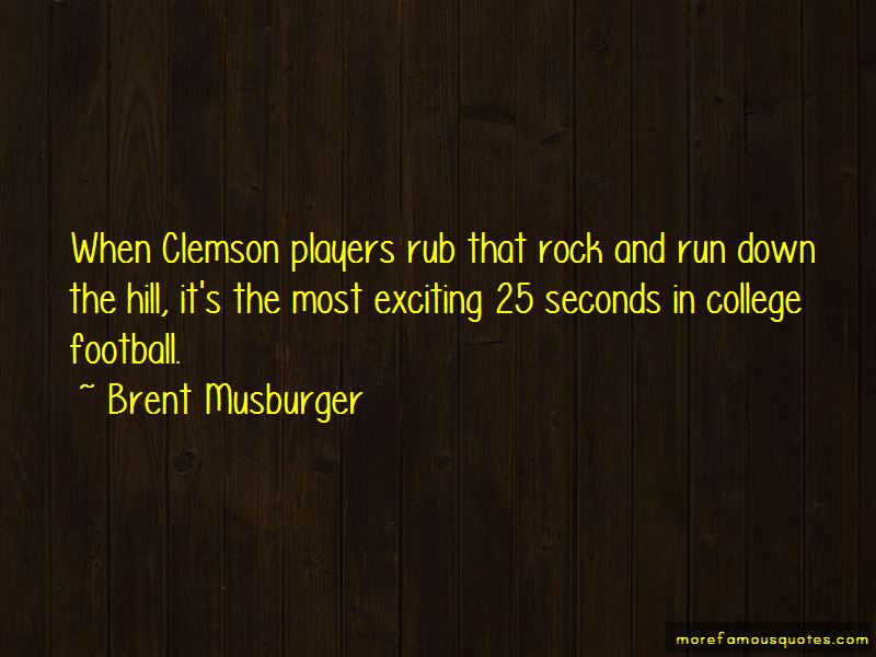 Brent Musburger Quotes Pictures 4