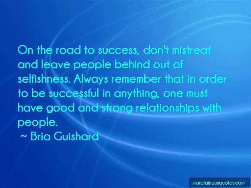 Bria Guishard Quotes