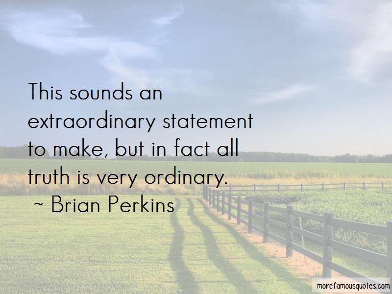 Brian Perkins Quotes Pictures 2