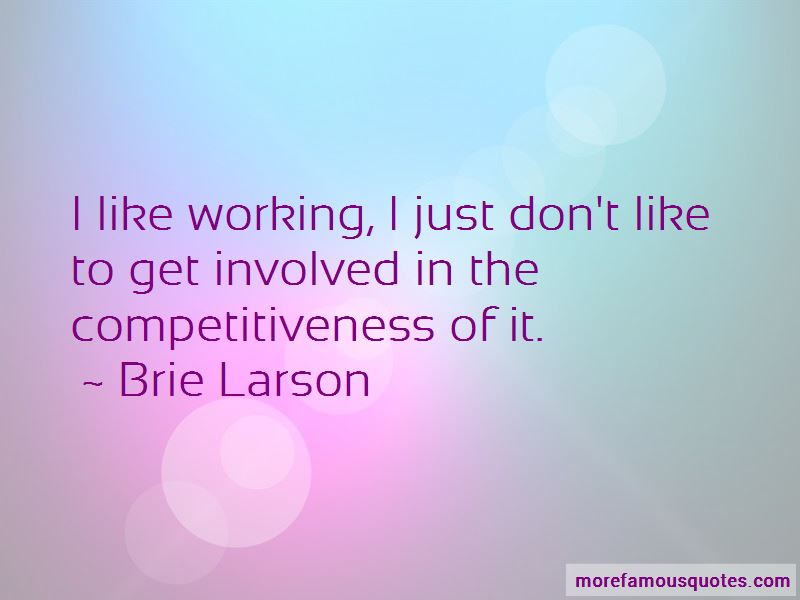 Brie Larson Quotes Pictures 2