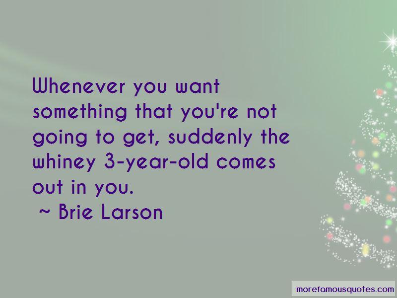 Brie Larson Quotes Pictures 3