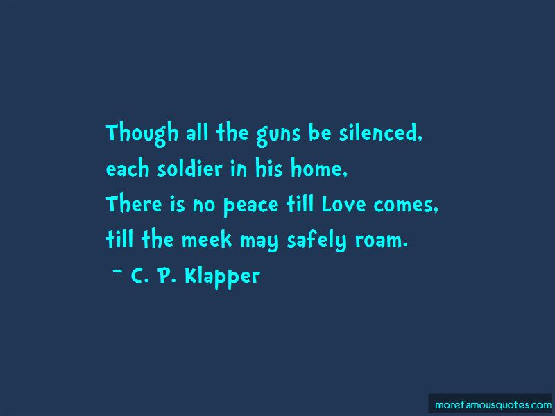C. P. Klapper Quotes Pictures 2