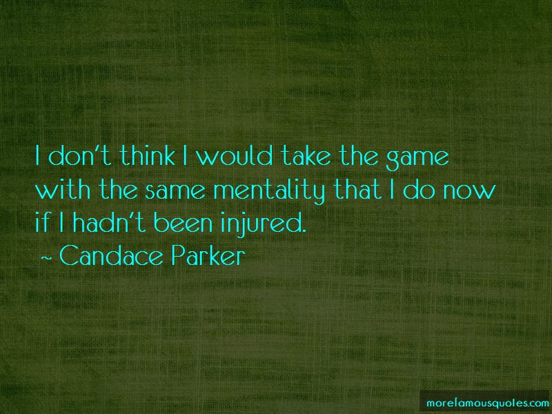 Candace Parker Quotes Pictures 2