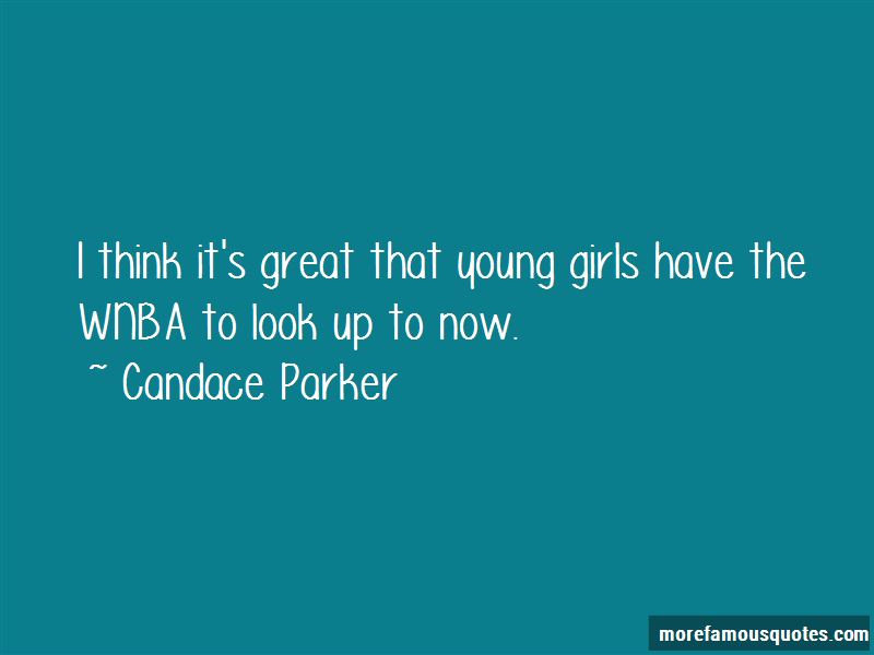 Candace Parker Quotes Pictures 3