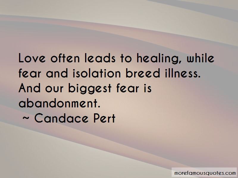 Candace Pert Quotes Pictures 3