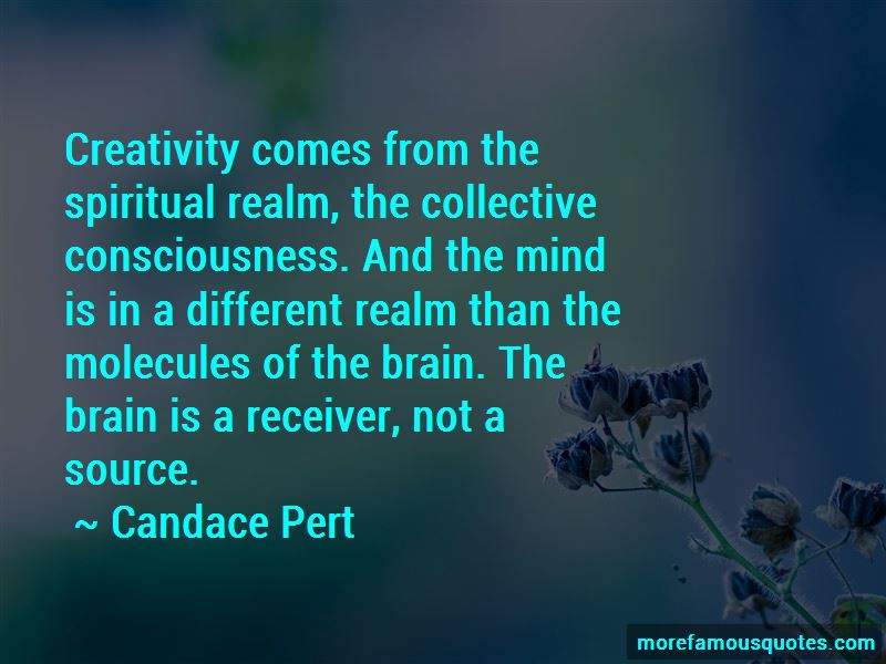 Candace Pert Quotes Pictures 4
